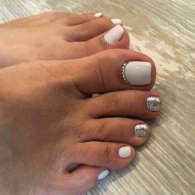 Pies:uñas decoradas 9