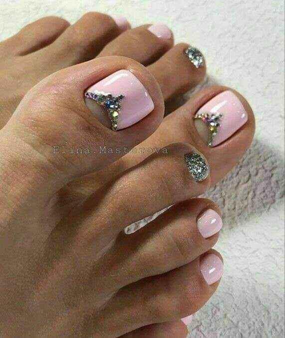 Pies:uñas decoradas 10