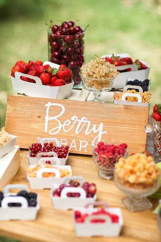 Verano: estación de frutas 1