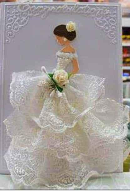 Diy en tus invitaciones que destaque el vestido 6
