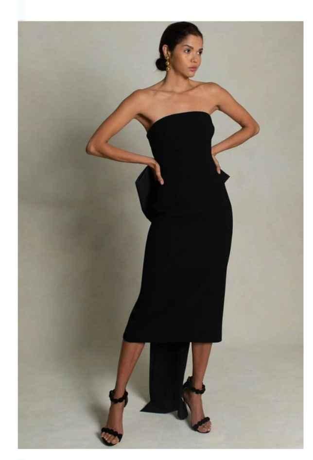 Vestidos colección otoño 2021 Rebecca Vallance 4