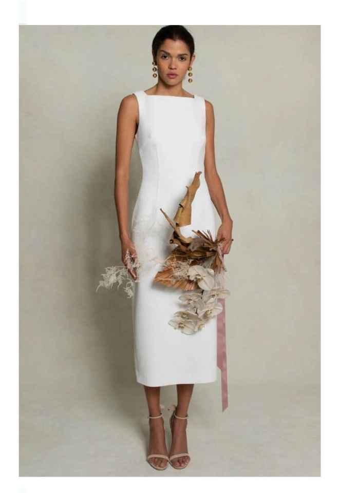 Vestidos colección otoño 2021 Rebecca Vallance 6