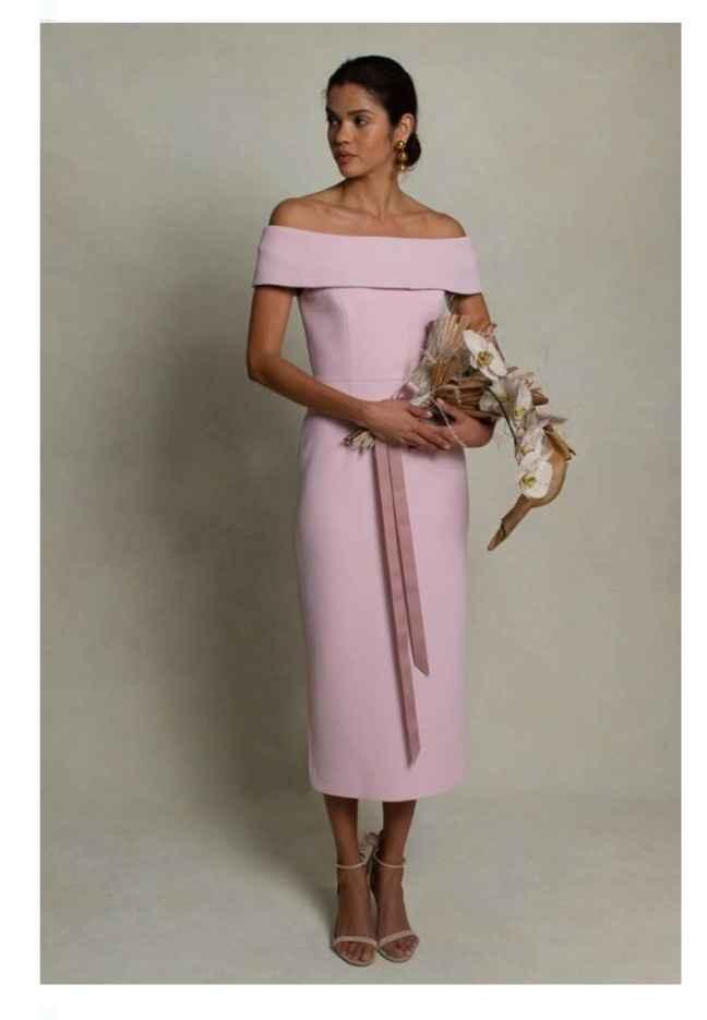 Vestidos colección otoño 2021 Rebecca Vallance 9