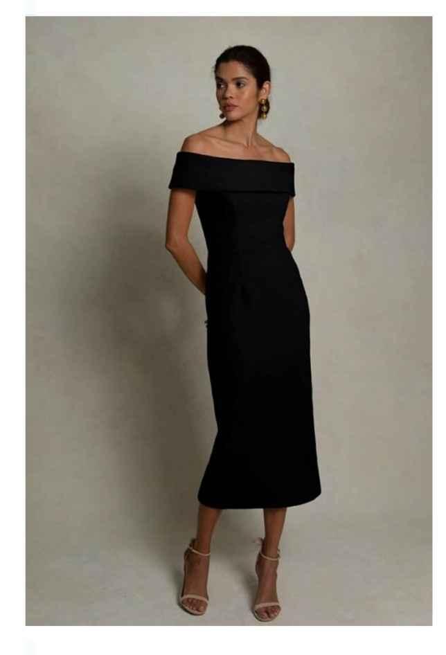 Vestidos colección otoño 2021 Rebecca Vallance 10