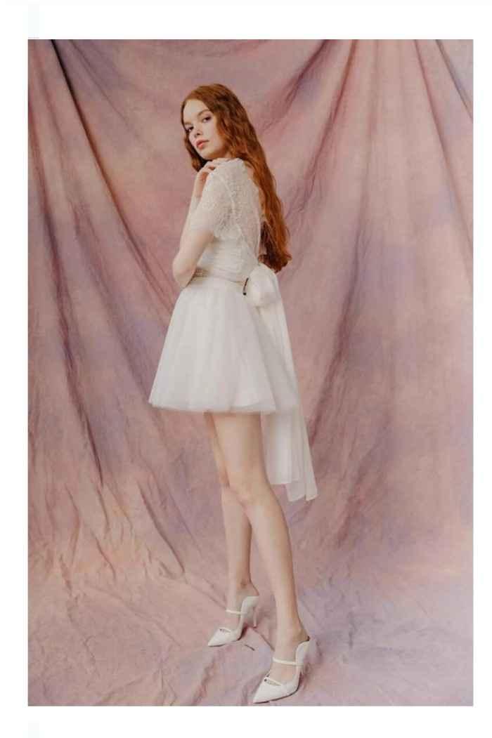 Vestidos colección otoño 2021 Lauren Wells 2
