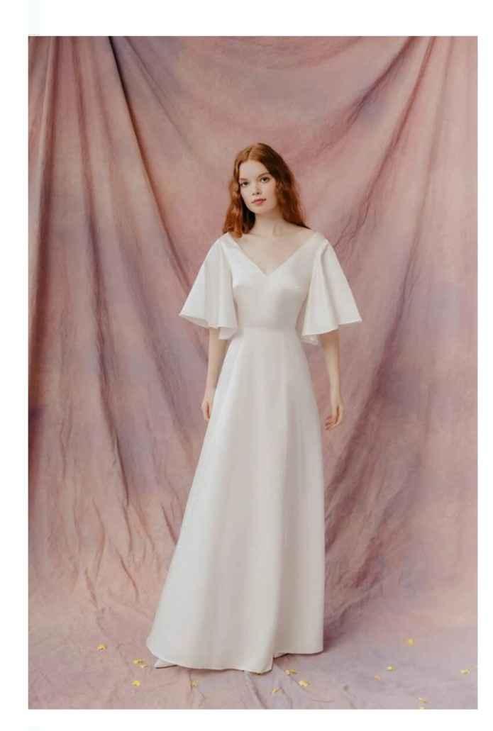 Vestidos colección otoño 2021 Lauren Wells 3