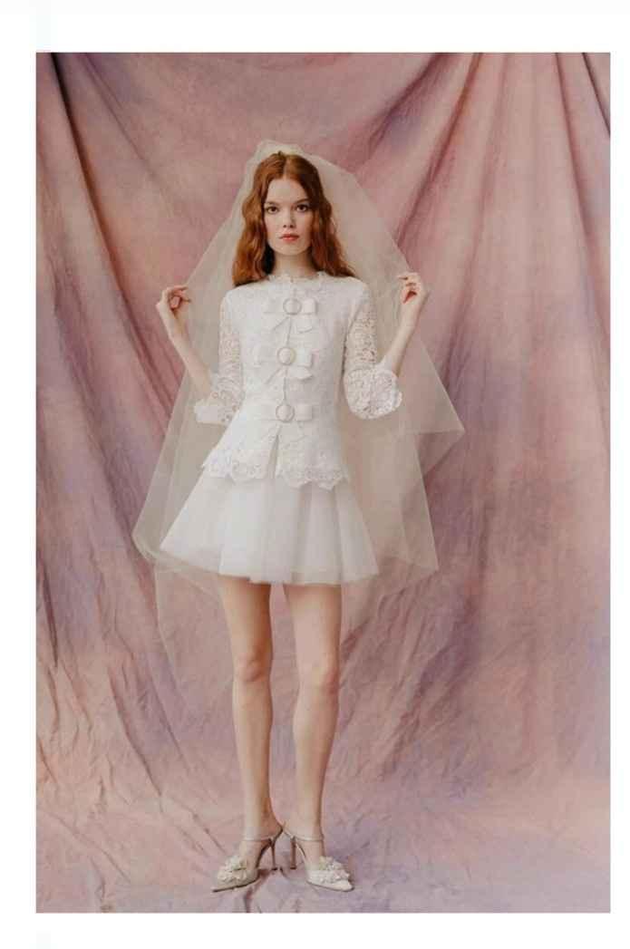 Vestidos colección otoño 2021 Lauren Wells 4