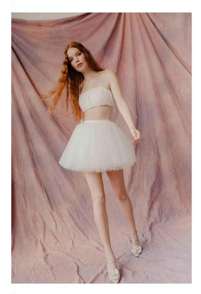 Vestidos colección otoño 2021 Lauren Wells 6