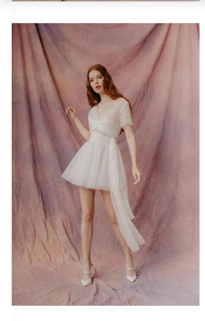 Vestidos colección otoño 2021 Lauren Wells 9