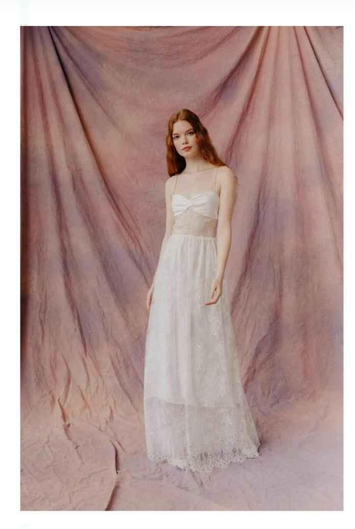 Vestidos colección otoño 2021 Lauren Wells 10