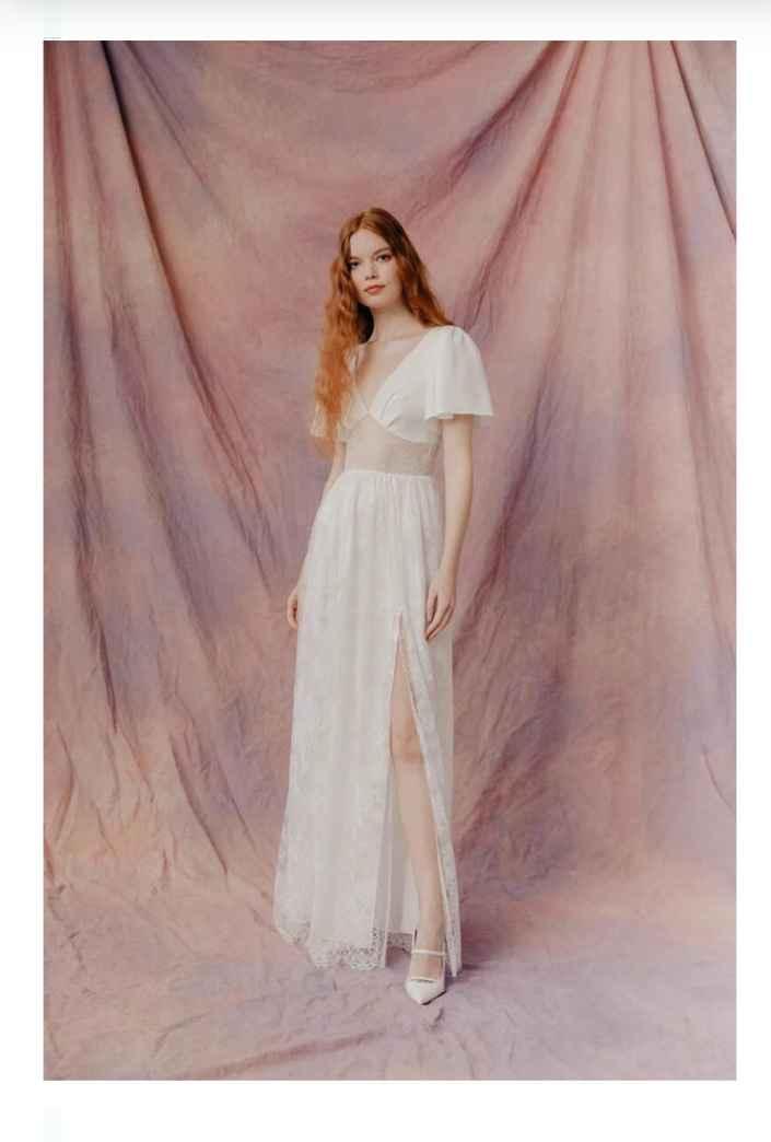 Vestidos colección otoño 2021 Lauren Wells 12