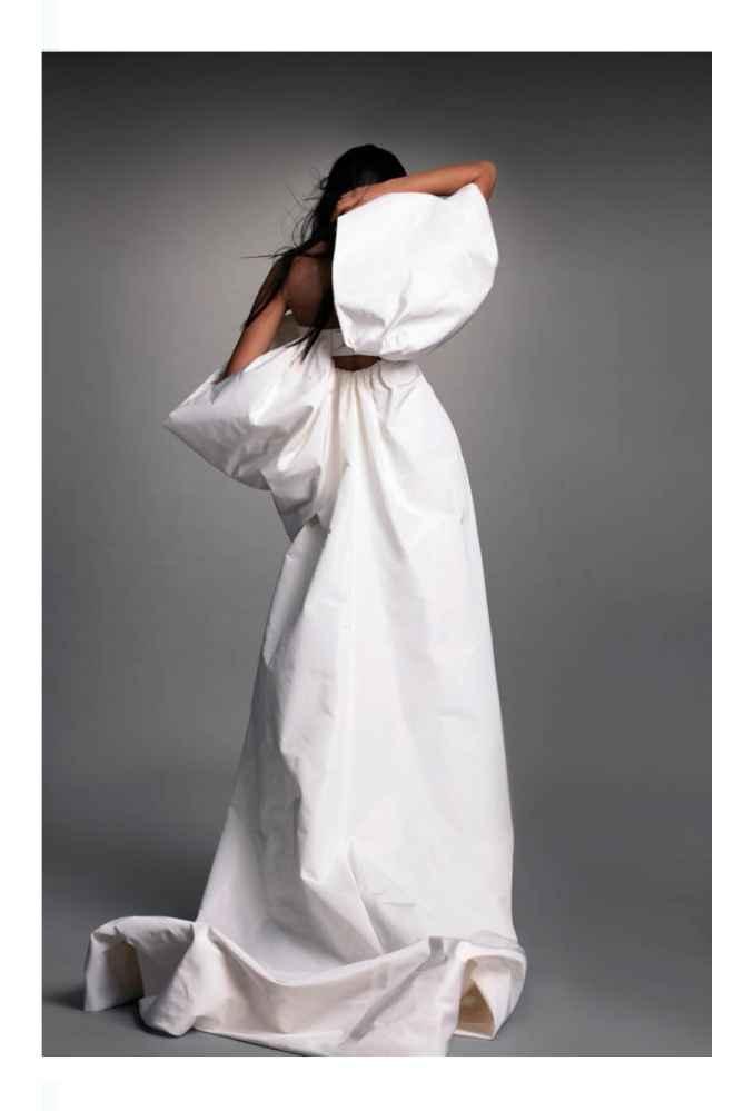 Vestidos colección otoño 2021 Vera Wang 2