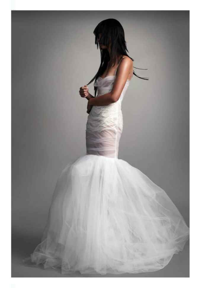 Vestidos colección otoño 2021 Vera Wang 3