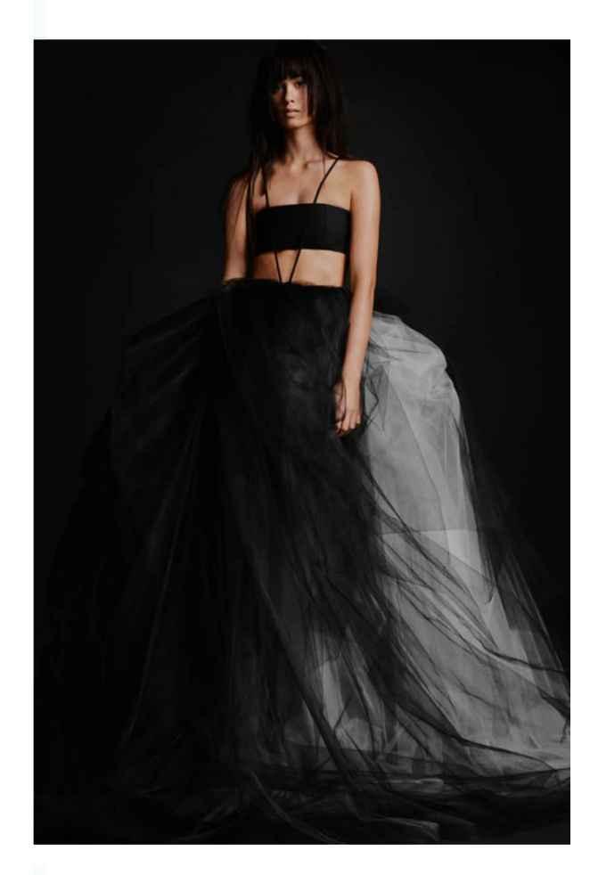 Vestidos colección otoño 2021 Vera Wang 4