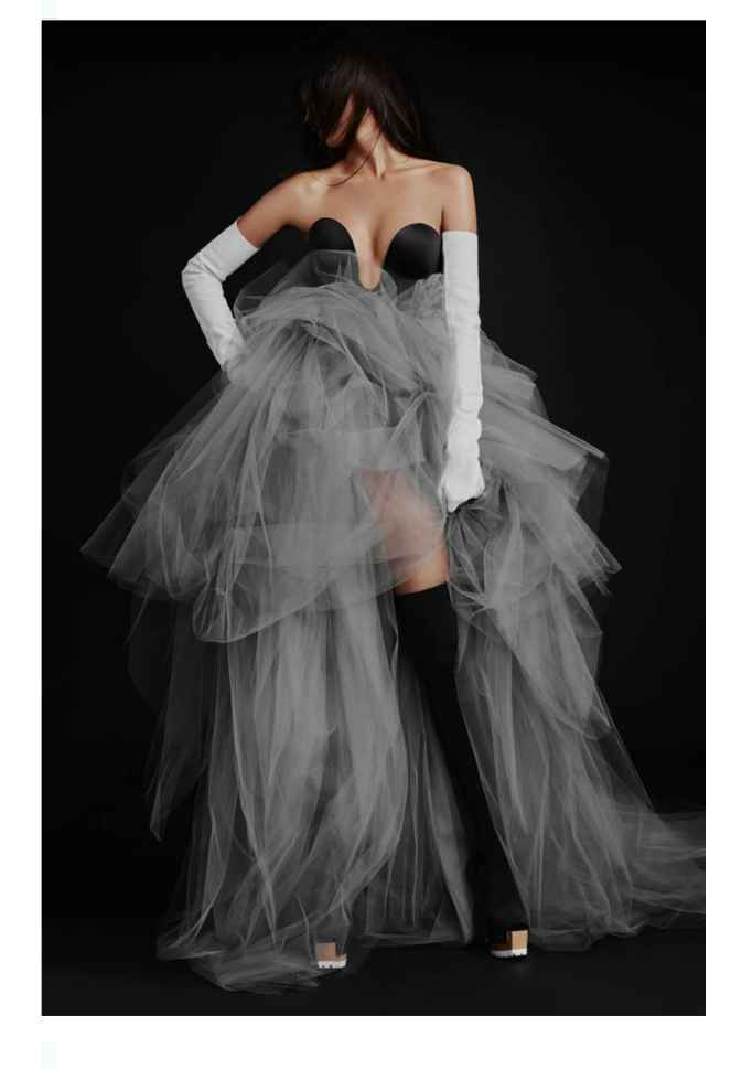 Vestidos colección otoño 2021 Vera Wang 5
