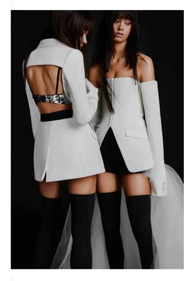Vestidos colección otoño 2021 Vera Wang 13