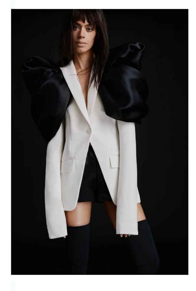 Vestidos colección otoño 2021 Vera Wang 14