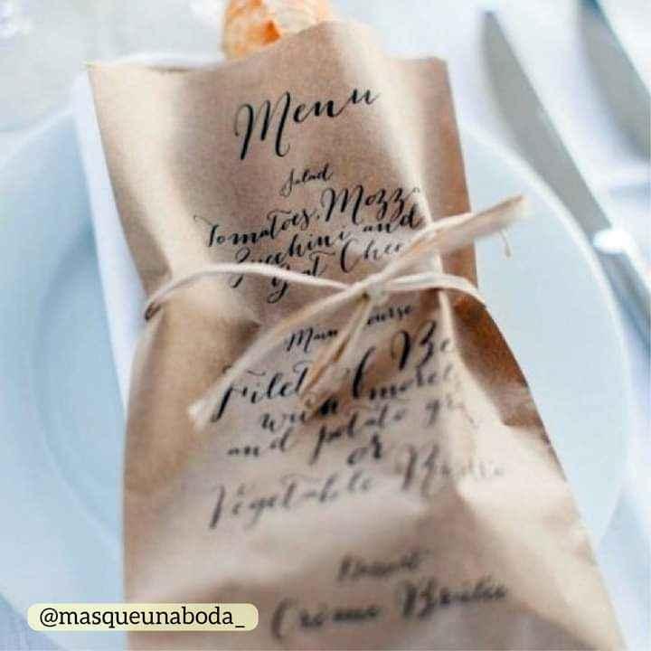 El menú no solo en papel 8