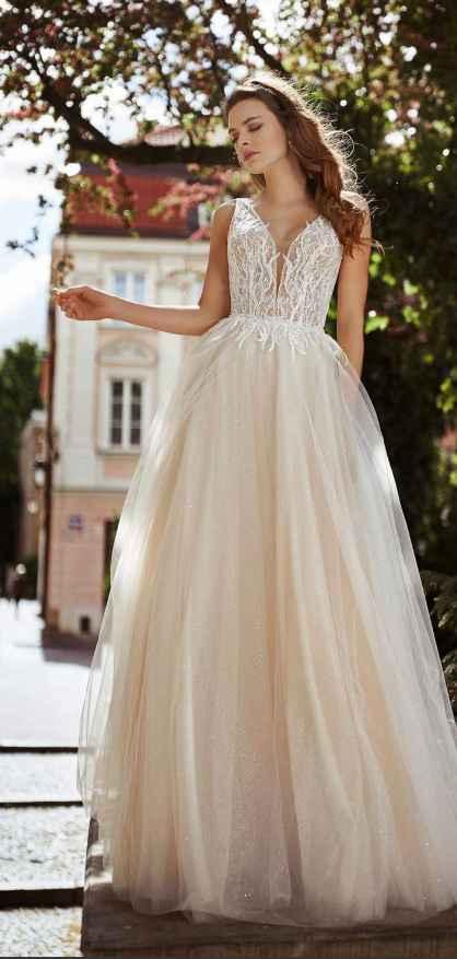 Vestidos colección 2021 Herm's Bridal 1