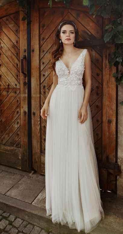 Vestidos colección 2021 Herm's Bridal 2