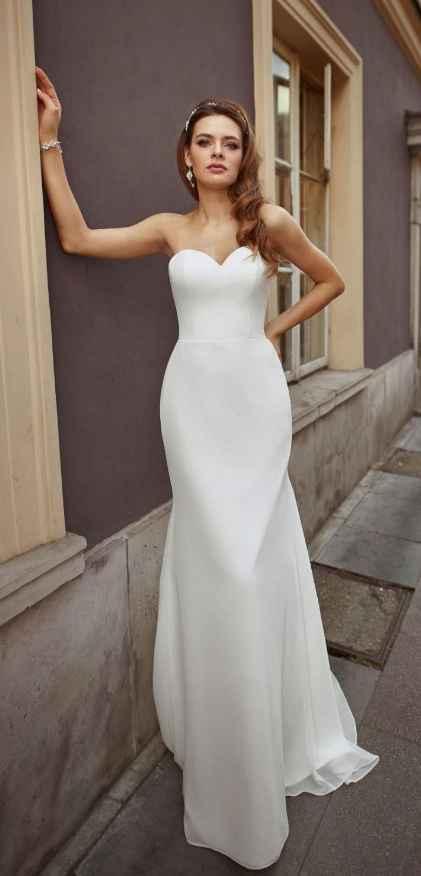 Vestidos colección 2021 Herm's Bridal 3