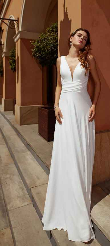 Vestidos colección 2021 Herm's Bridal 4