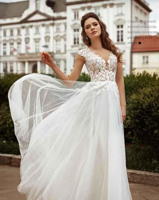 Vestidos colección 2021 Herm's Bridal 5
