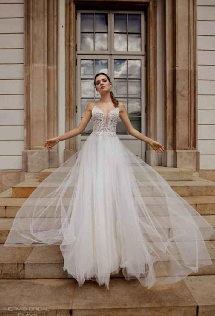 Vestidos colección 2021 Herm's Bridal 6