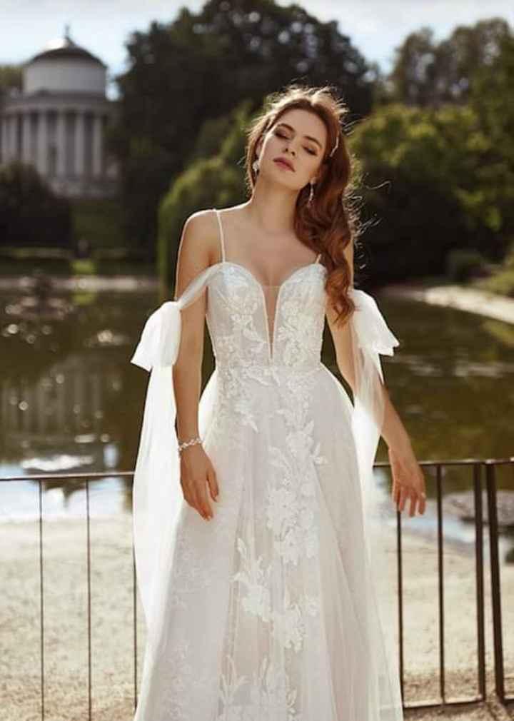 Vestidos colección 2021 Herm's Bridal 7