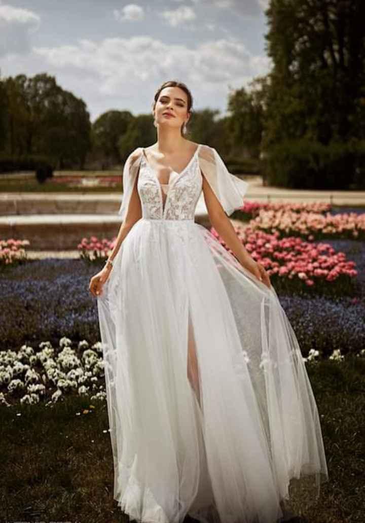 Vestidos colección 2021 Herm's Bridal 8