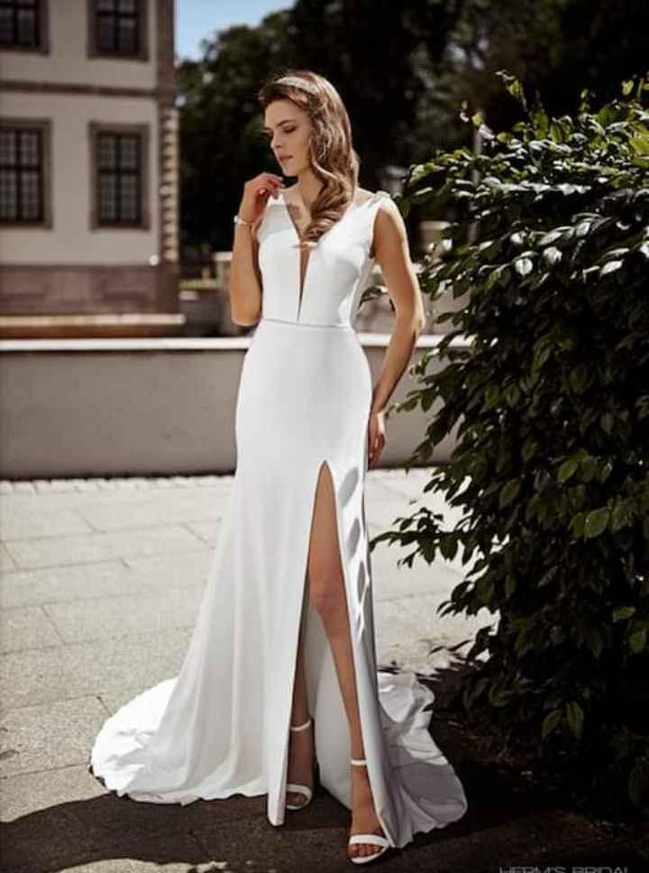 Vestidos colección 2021 Herm's Bridal 9