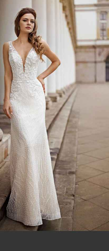Vestidos colección 2021 Herm's Bridal 10