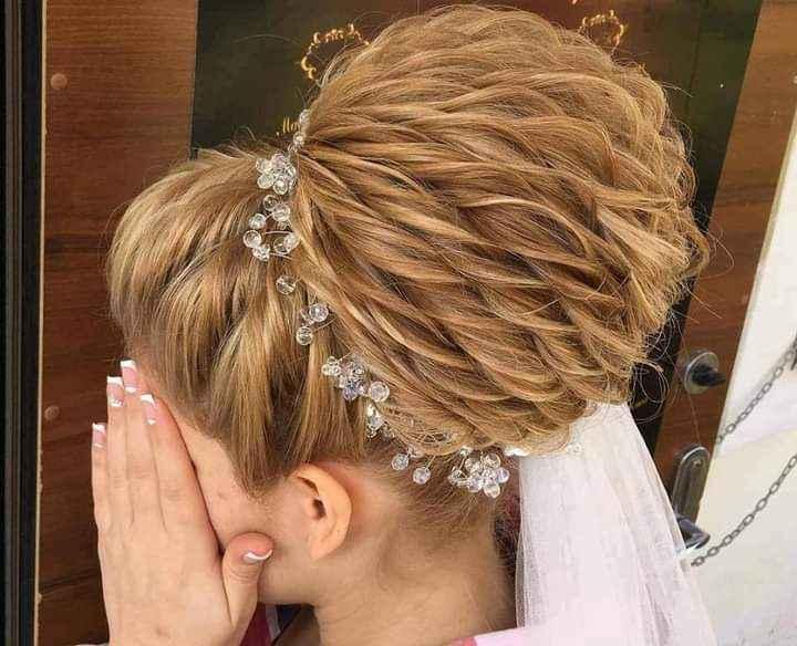 Hermosos y espectaculares peinados 1