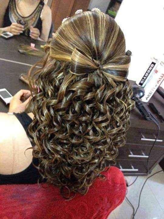 Hermosos y espectaculares peinados 3