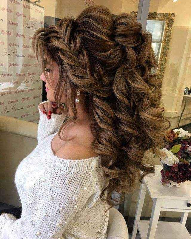 Hermosos y espectaculares peinados 4