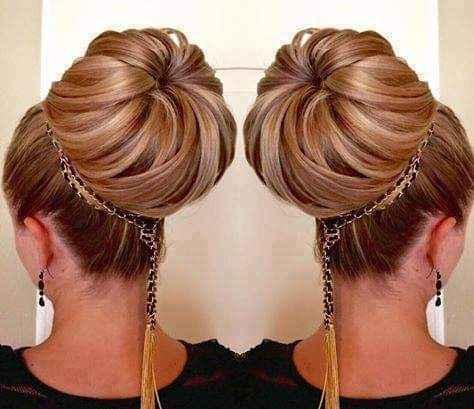Hermosos y espectaculares peinados 5