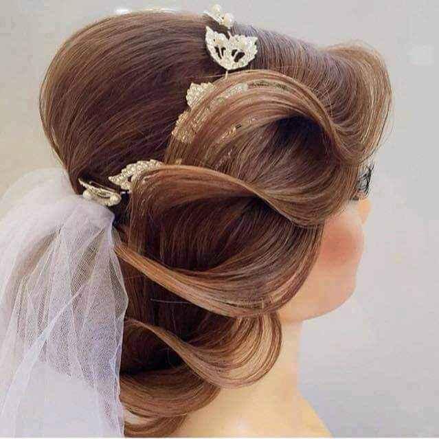 Hermosos y espectaculares peinados 6