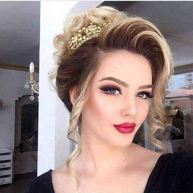 Hermosos y espectaculares peinados 7