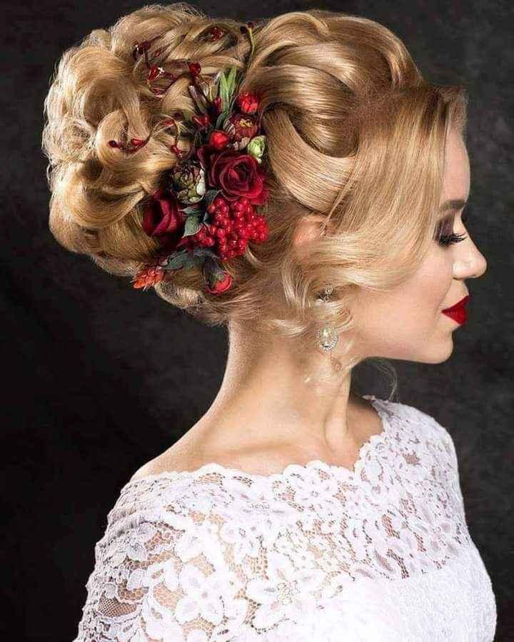 Hermosos y espectaculares peinados 16
