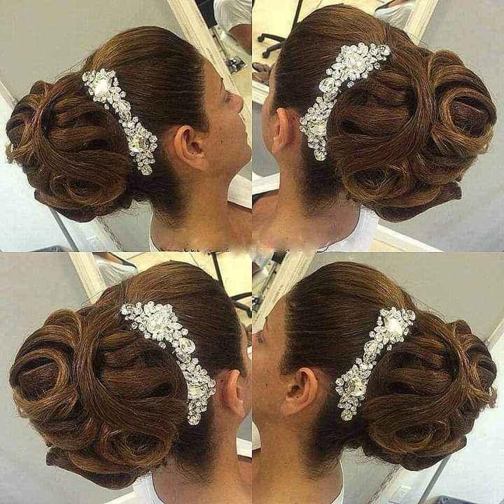 Hermosos y espectaculares peinados 17