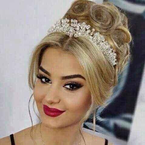 Hermosos y espectaculares peinados 18