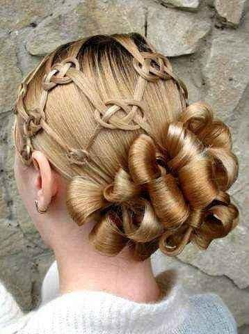 Hermosos y espectaculares peinados 20