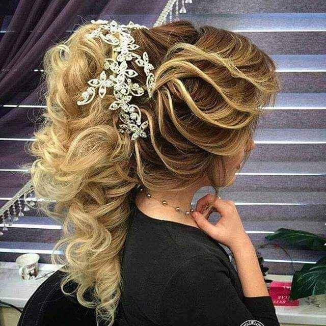 Hermosos y espectaculares peinados 21