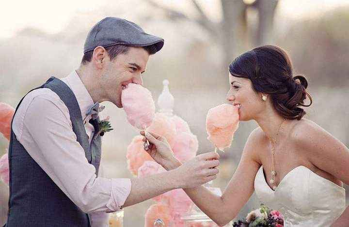 Segundo aniversario: bodas de algodón - 1