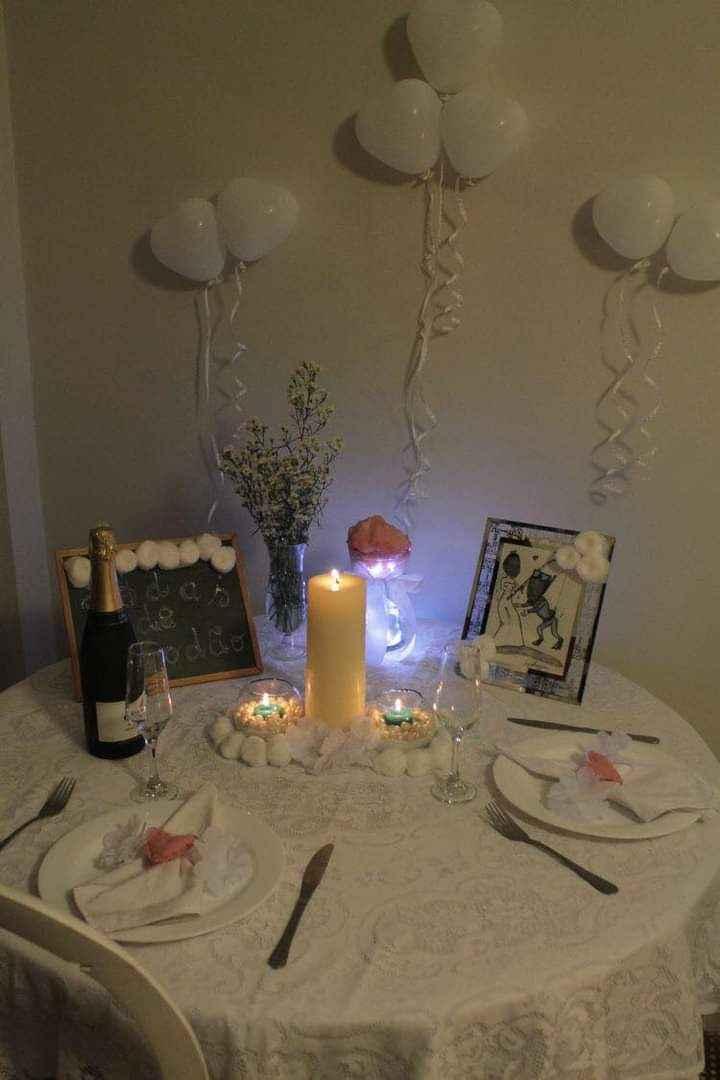 Segundo aniversario: bodas de algodón 6