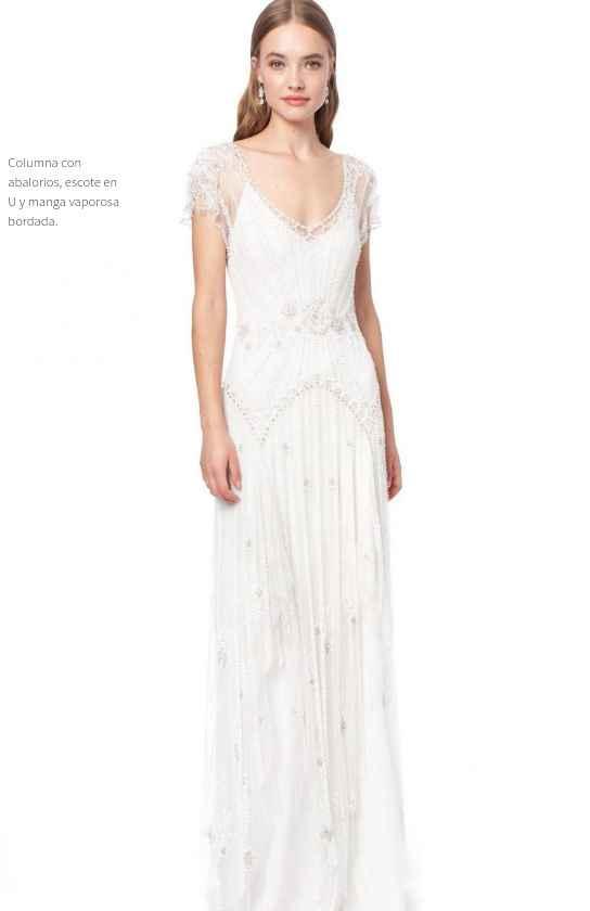 Vestidos colección otoño 2021 Jenny Packham 2
