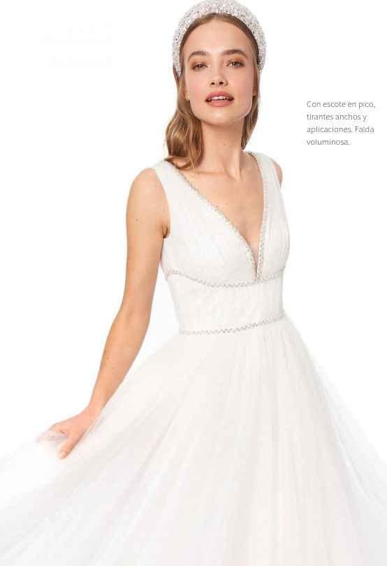 Vestidos colección otoño 2021 Jenny Packham 3