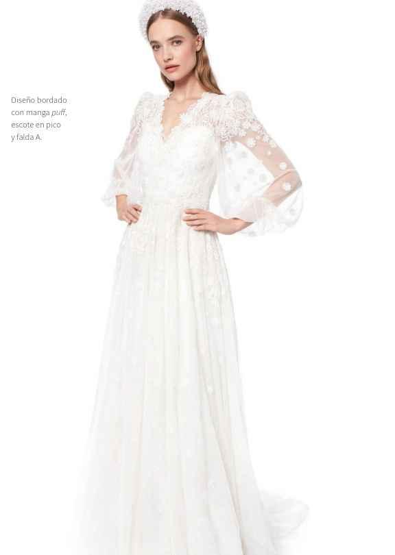 Vestidos colección otoño 2021 Jenny Packham 4