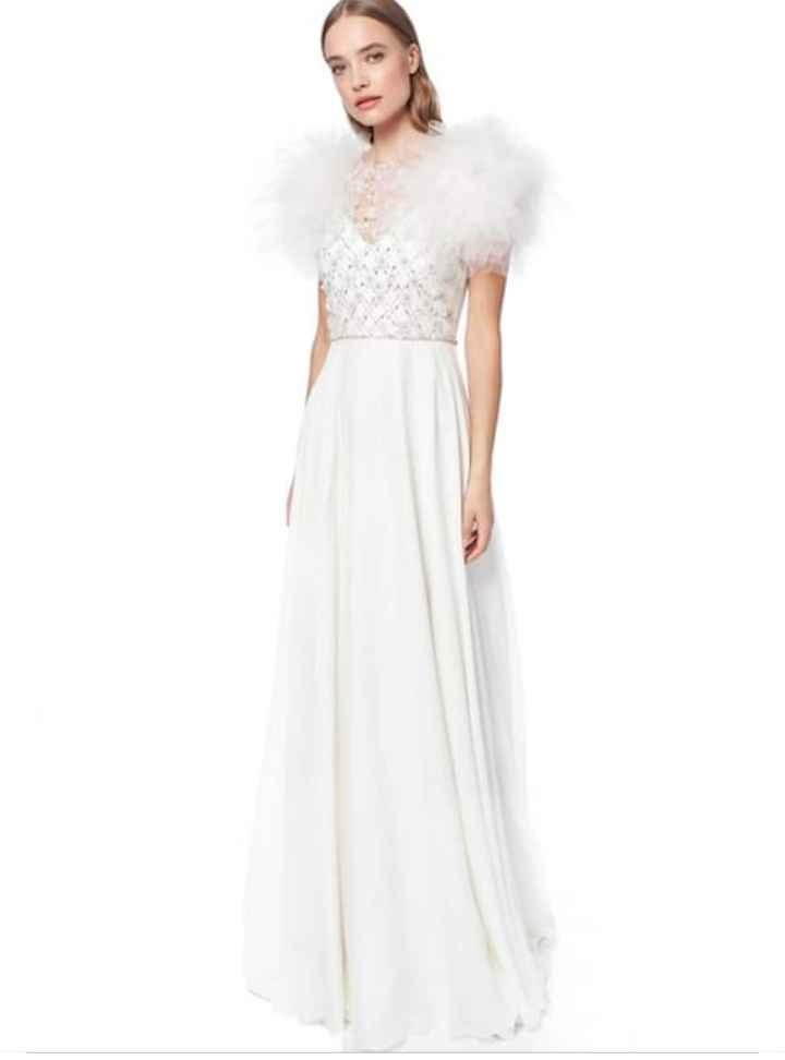Vestidos colección otoño 2021 Jenny Packham 5