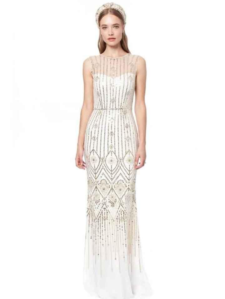 Vestidos colección otoño 2021 Jenny Packham 6